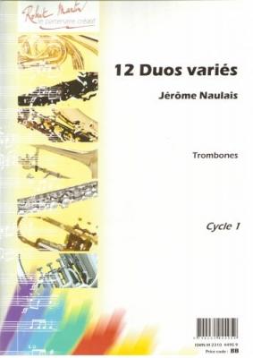 12 Duos Variés