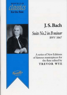 Suite No2 In Bmin Bwv 1067 Flûte