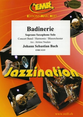 Bach Johann Sebastian : Badinerie (Soprano Sax Solo)