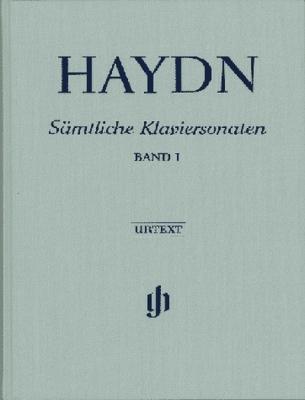 Complete Piano Sonatas, Vol.I