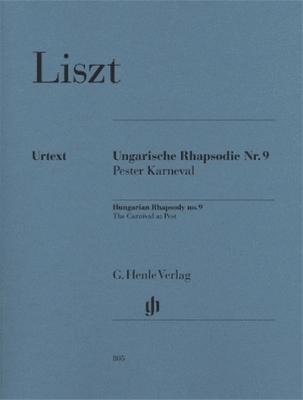 Hungarian Rhapsody #9