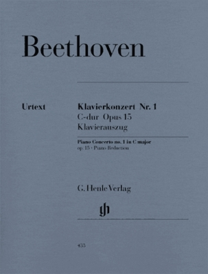 Beethoven Ludwig Van : Concerto for Piano and Orchestra No. 1 C major op. 15