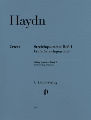 Haydn Franz Josef : String Quartets Book I