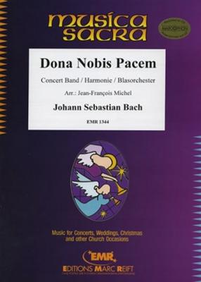 Bach Johann Sebastian : Dona Nobis Pacem