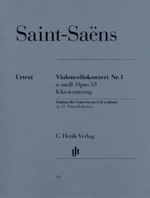 Concerto For Violoncello And Orchestra #1 A Minor Op. 33