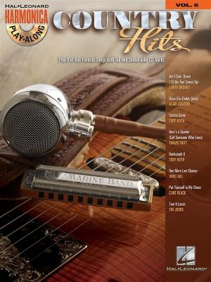 Harmonica Play Along Vol.6 : Country Hits