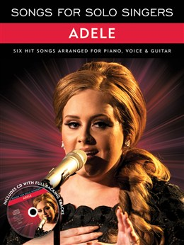 Adele : Songs For Solo Singers: Adele - PVG
