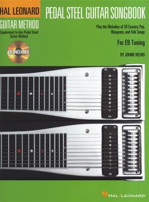 Hal Leonard Guitar Method : Pedal Steel Guitar Songbook