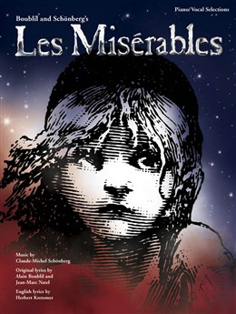 Les Miserables - Piano-Vocal Selections - Update