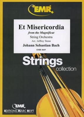 Bach Johann Sebastian : Et Misericordia 'The Magnificat'