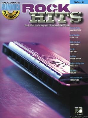 Harmonica Play-Along Volume 2: Rock Hits