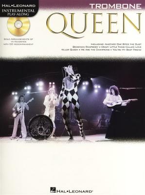 Queen : Trombone Play-Along: Queen