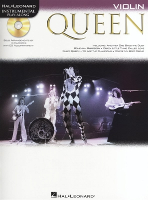Queen : Violin Play-Along: Queen