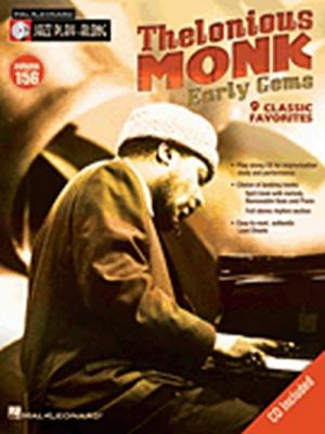Early Gems - Jazz Play-Along Vol.156