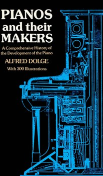 Alfred Dolge: Pianos And Their Makers