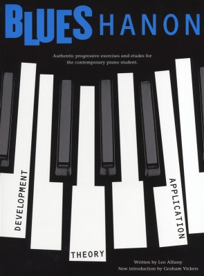 Blues Hanon - Revised Edition