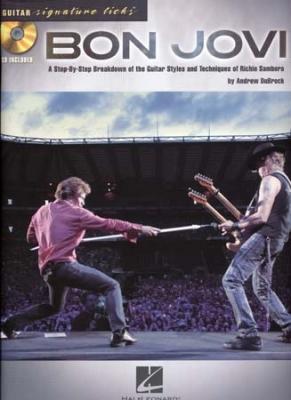 Bon Jovi : Signature Licks Guitar: Bon Jovi