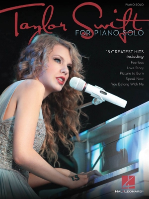 Swift Taylor : Taylor Swift - Piano Solo