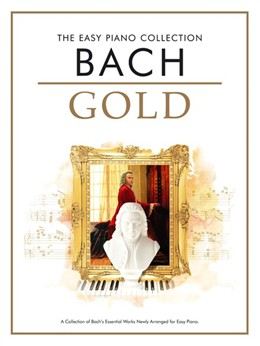 Gold Easy Bach Piano Collection
