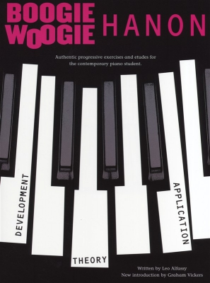 Boogie Woogie Hanon - Revised Edition