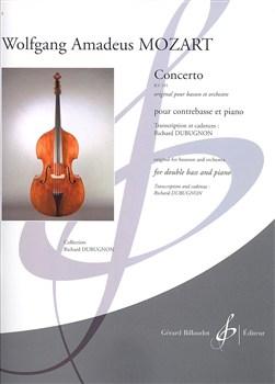 Mozart Wolfgang Amadeus : Wolfgang Amadeus Mozart : Concerto KV 191