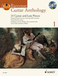 Baroque Guitar Anthology vol.1