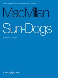 Mc Millan James : Sun-Dogs