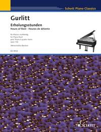 Gurlitt Cornelius : Hours of Rest