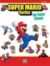 Super Mario Series - Easy Piano