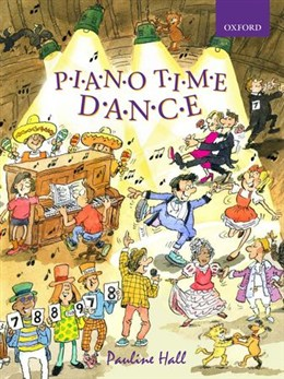 Hall Pauline : Piano Time Dance