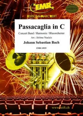 Bach Johann Sebastian : Passacaglia in C