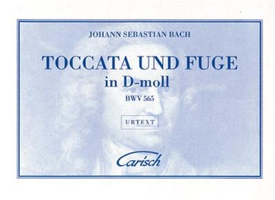 Bach Johann Sebastian : TOCCATA E FUGA RE MIN-URT