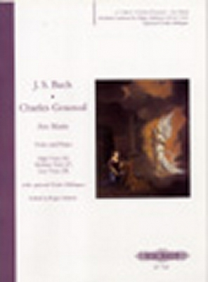 Bach Johann Sebastian / Gounod Charles : Ave Maria (High Voice: G - Medium Voice: F - Low Voice: D)