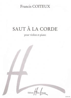 Coiteux Francis : Saut à la Corde