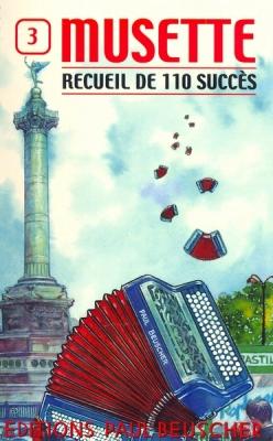 Succès Musette - 110 Vol.3