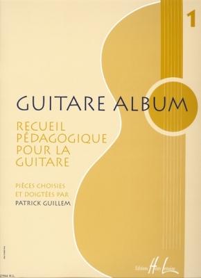 Guillem Patrick : Guitare album 1