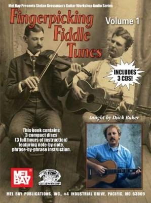 Fingerpicking Fiddle Tunes Vol.1