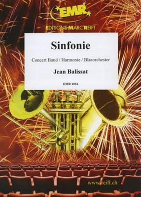 Balissat Jean : Sinfonie für Blasorchester