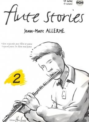 Allerme Jean-Marc : Flute stories Vol.2