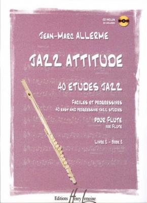 Allerme Jean-Marc : Jazz attitude Vol.2