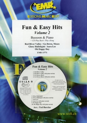 Barclay Ted : Fun and Easy Hits Volume 2 (5)