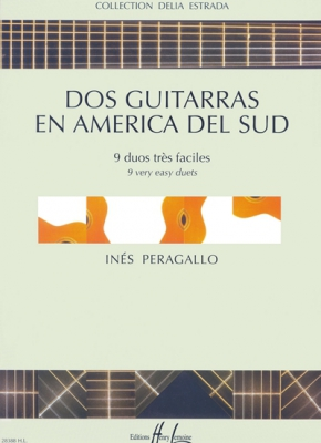 Peragallo Inés : Dos guitarras en America del Sud
