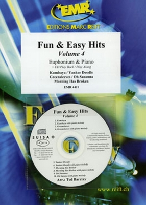 Barclay Ted : Fun and Easy Hits Volume 4 (5)