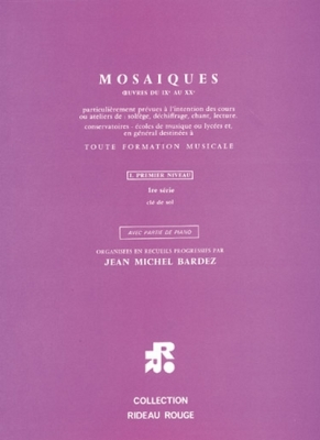Mosaiques Niv.1 Serie 1 Sol+Ac