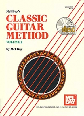 Bay Mel : Classic Guitar Method, Volume 2
