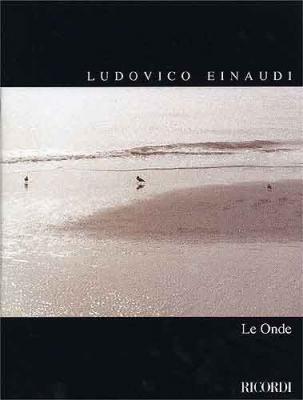 Einaudi Ludovico : ONDE PER PIANOFORTE