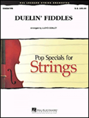 Smith Arthur : Duelin' Fiddles (string orchestra)