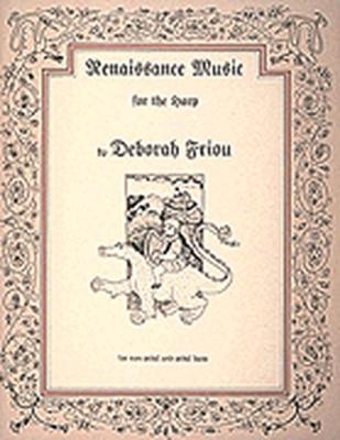 Friou Deborah Renaissance Music For The Harp