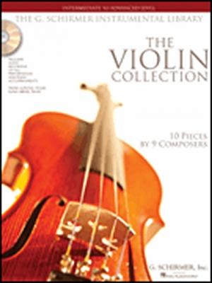 Violin Collection Intermediate To Advanced Level Cd