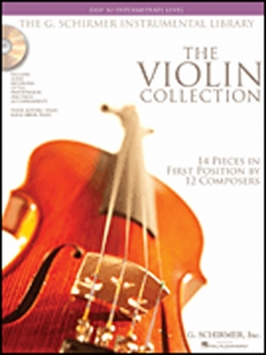 Violin Collection Easy To Intermediate 14 Pieces Cd